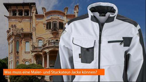 Maler-Jacke